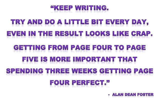 Keep Writing...