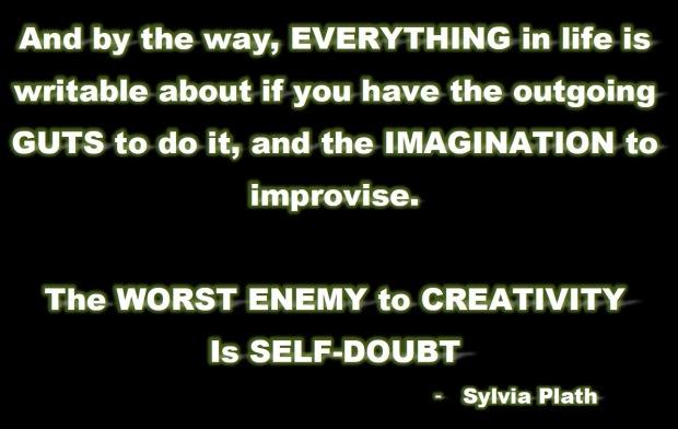 The Enemyof Creativity